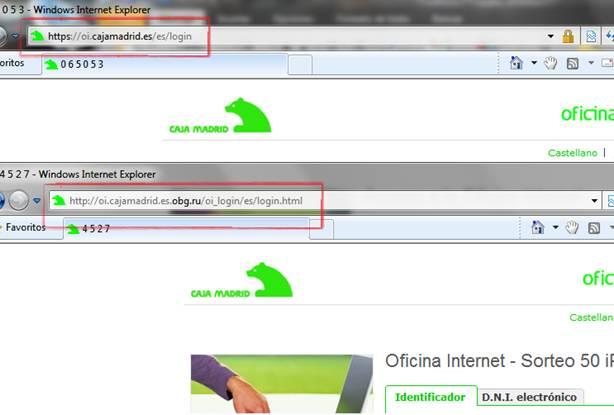 24 enero 2011 atomik for Caja madrid es oficina internet